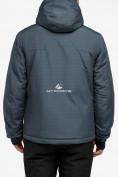Оптом Куртка горнолыжная мужская темно-серого цвета 18122TC в Казани, фото 5