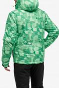 Оптом Костюм горнолыжный мужской зеленого цвета 018122-1Z в Казани, фото 3