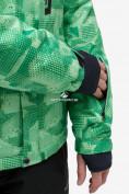 Оптом Костюм горнолыжный мужской зеленого цвета 018122-1Z в Казани, фото 6