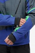 Оптом Куртка горнолыжная мужская серого цвета 18123Sr в  Красноярске, фото 4