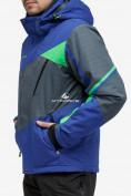Оптом Куртка горнолыжная мужская серого цвета 18123Sr в  Красноярске, фото 6