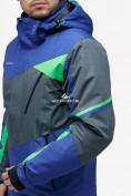 Оптом Куртка горнолыжная мужская серого цвета 18123Sr в  Красноярске, фото 9