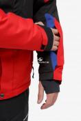 Оптом Костюм горнолыжный мужской красного цвета 018123Kr в Нижнем Новгороде, фото 8