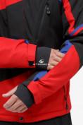 Оптом Костюм горнолыжный мужской красного цвета 018123Kr в Нижнем Новгороде, фото 10