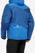 Оптом Куртка горнолыжная мужская синего цвета 18123S в Нижнем Новгороде, фото 2