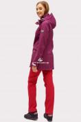 Оптом Костюм женский softshell темно-фиолетового цвета 018125TF в Нижнем Новгороде, фото 4