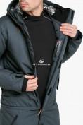 Оптом Комбинезон горнолыжный мужской темно-серого цвета 18126TC в Екатеринбурге, фото 9