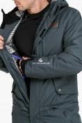 Оптом Комбинезон горнолыжный мужской темно-серого цвета 18126TC в Екатеринбурге, фото 8