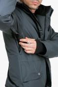 Оптом Комбинезон горнолыжный мужской темно-серого цвета 18126TC в Екатеринбурге, фото 10