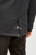 Оптом Мужской зимний горнолыжный костюм черного цвета 018128Ch в Казани, фото 8