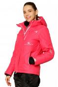 Оптом Куртка горнолыжная женская розового цвета 1812R в Екатеринбурге, фото 2