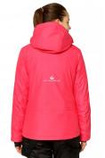Оптом Куртка горнолыжная женская розового цвета 1812R в Екатеринбурге, фото 3