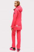 Оптом Костюм женский softshell розового цвета 018125R в Казани, фото 2