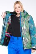 Оптом Костюм горнолыжный женский большого размера салатового цвета 01830-2Sl в  Красноярске, фото 16