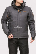 Оптом Костюм горнолыжный мужской темно-серого цвета 01901TC в Казани, фото 2