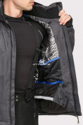 Оптом Костюм горнолыжный мужской темно-серого цвета 01901TC в Казани, фото 7