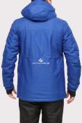 Оптом Куртка горнолыжная мужская синего цвета 1911S в  Красноярске, фото 3