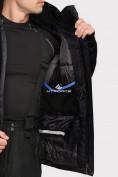 Оптом Костюм горнолыжный мужской черного цвета 01911Ch в Казани, фото 7