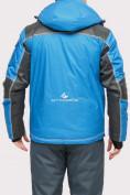 Оптом Костюм горнолыжный мужской синего цвета 01912S в Казани, фото 5