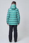 Оптом Женская зимняя горнолыжная куртка бирюзового цвета 1937Br в Екатеринбурге, фото 5