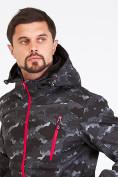 Оптом Костюм мужской softshell темно-серого цвета 01941-1TС в  Красноярске, фото 8