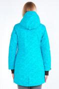 Оптом Куртка парка зимняя женская голубого цвета 1949Gl в  Красноярске, фото 6