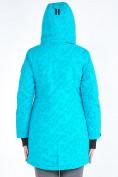 Оптом Куртка парка зимняя женская голубого цвета 1949Gl в  Красноярске, фото 7