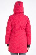 Оптом Куртка парка зимняя женская розового цвета 1949R в Екатеринбурге, фото 7