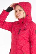 Оптом Куртка парка зимняя женская розового цвета 1949R в Екатеринбурге, фото 10