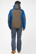 Оптом Мужской зимний горнолыжный костюм цвета хаки 01972Kh, фото 4