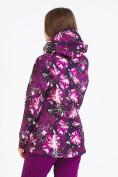 Оптом Костюм женский softshell фиолетового цвета 01977F в Екатеринбурге, фото 5