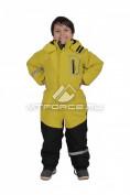 Интернет магазин MTFORCE.ru предлагает купить оптом комбинезон горнолыжный  для мальчика горчичного цвета 1998G по выгодной и доступной цене с доставкой по всей России и СНГ