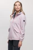 Оптом Ветровка MTFORCE женская розового цвета 20014R, фото 3