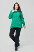 Оптом Костюм женский MTFORCE большого размера зеленого цвета 02003Z, фото 10