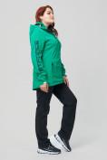 Оптом Костюм женский MTFORCE большого размера зеленого цвета 02003Z, фото 11