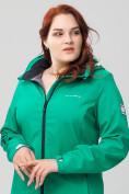 Оптом Костюм женский MTFORCE большого размера зеленого цвета 02003Z, фото 12