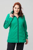 Оптом Костюм женский MTFORCE большого размера зеленого цвета 02003Z, фото 13