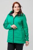 Оптом Костюм женский MTFORCE большого размера зеленого цвета 02003Z, фото 14