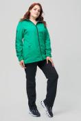 Оптом Костюм женский MTFORCE большого размера зеленого цвета 02003Z, фото 4
