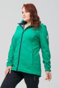 Оптом Костюм женский MTFORCE большого размера зеленого цвета 02003Z, фото 7