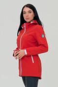 Оптом Парка женская MTFORCE красного цвета 2029Kr в Екатеринбурге, фото 3