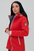 Оптом Парка женская MTFORCE красного цвета 2029Kr в Екатеринбурге, фото 8
