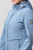 Оптом Ветровка MTFORCE bigsize голубого цвета 2032-1Gl в Екатеринбурге, фото 8