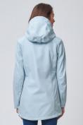 Оптом Ветровка MTFORCE женская голубого цвета 2037Gl, фото 5