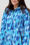 Оптом Парка женская MTFORCE синего цвета 2037-1S в Екатеринбурге, фото 12