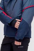 Оптом Горнолыжный костюм MTFORCE темно-синего цвета 02071TS, фото 10