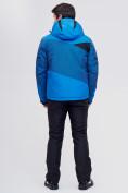 Оптом Горнолыжная куртка MTFORCE синего цвета 2071S в Екатеринбурге, фото 8