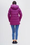 Оптом Куртка зимняя MTFORCE малинового цвета 2080M, фото 3