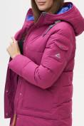 Оптом Куртка зимняя MTFORCE малинового цвета 2080M в Екатеринбурге, фото 10