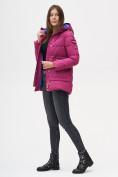 Оптом Куртка зимняя MTFORCE малинового цвета 2080M в Екатеринбурге, фото 2